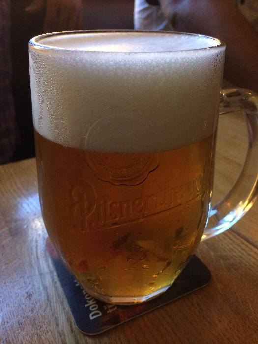 czech beer essay The most common czech beers are pale lagers of pilsner type, with characteristic transparent golden color, high foaminess and lighter flavor another fun fact: the czech republic has the highest beer.